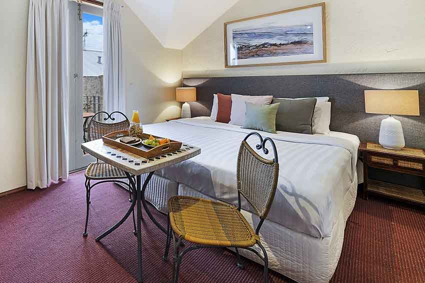 Duyfken Ensuite Accommodation Fremantle