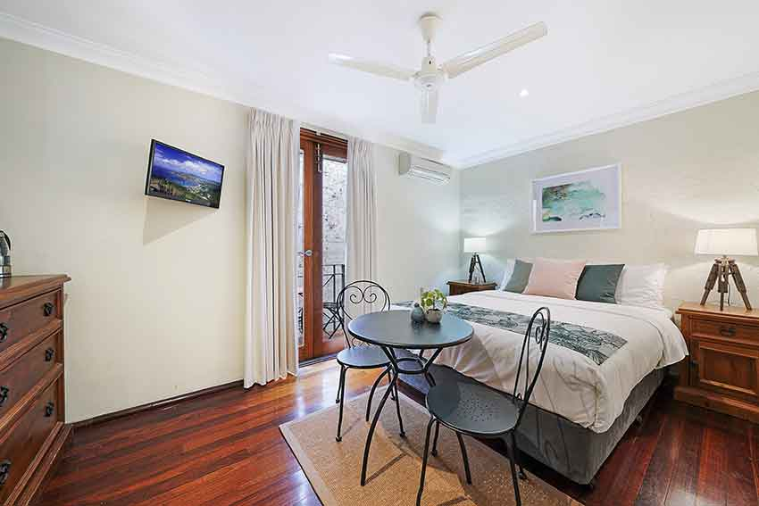 Zuytdrop Suite Fremantle Bed Breakfast